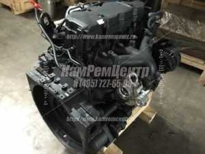 Двигатель Cummins 4isbe после ремонта