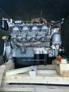 Двигатель КАМАЗ 740 (740.10) 210 евро-0 новый - цена