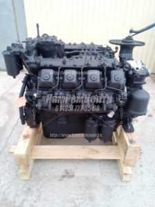 Двигатель КАМАЗ 740.10 210 евро-0 с навесным