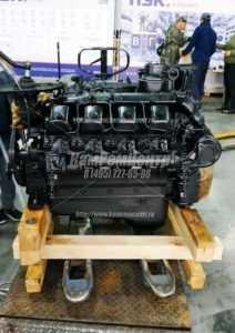 Двигатель КАМАЗ 740.11 ЕВРО-1 260 лс