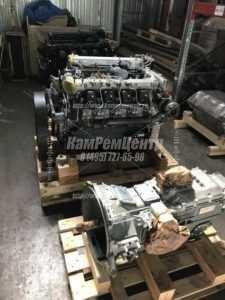 Двигатель КАМАЗ 740.50 ЕВРО-3 ЯЗДА БОШ