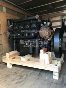 Двигатель КАМАЗ 740.50 ЕВРО-3 комплектность