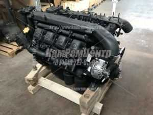 Двигатель КАМАЗ 740.50 ЕВРО-3 на 360 лошадей