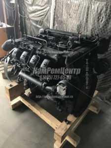 Двигатель КАМАЗ 740.55 300 Евро-3 ЯЗДА