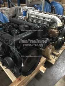 Двигатель КАМАЗ 740.55 300 Евро-3 цена 408 тысяч руб