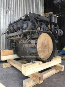 Двигатель КАМАЗ 740.61 320 Евро-3 Грузим покупателю