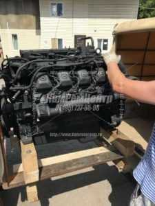 Двигатель КАМАЗ 740.622 280 Евро-4 CR Bosch