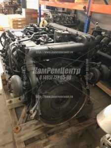 Двигатель КАМАЗ 740.632 400 Евро-4
