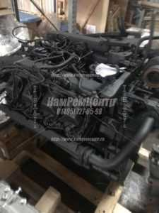 Двигатель КАМАЗ 740.632 400 Евро-4 Цена 600 000 руб