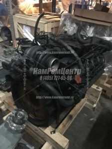 Двигатель КАМАЗ 740.632 400 Евро-4 новый с завода