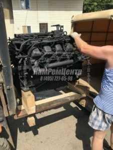 Двигатель КАМАЗ 740.632 400 Евро-4 в наличии