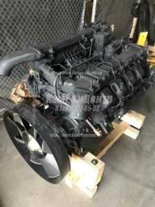 Двигатель КАМАЗ 740.65-240 ЯЗДА на кпп 152