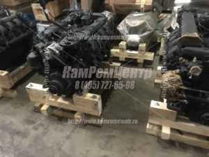 Двигатель на КАМАЗ 740.10 210 евро-0