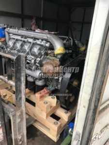 Двигатель на КАМАЗ 740.61 320 Евро-3