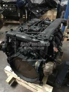 Камазовский мотор 740.55 300 Евро-3