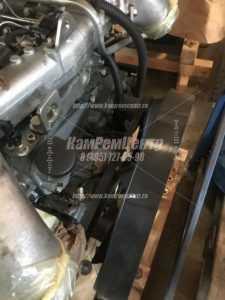 Мотор КАМАЗ 740.62 280 ЕВРО-3 Bosch с навесным