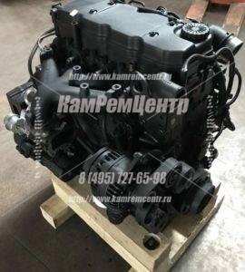 Двигатель Cummins 4isbe 185 капремонт