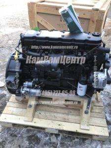 Двигатель Cummins 6isbe на КАМАЗ, ПАЗ (6 isbe 210 285 300)