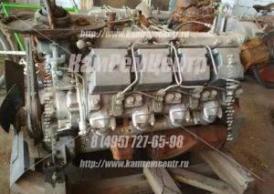 Двигатели КамАЗ с консервации и хранения