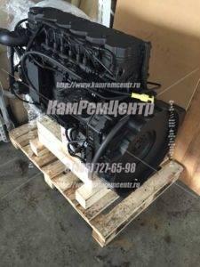 Двигатель Камминз на КАМАЗ 6isbe (6 isbe 210 285 300)