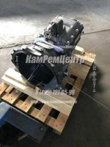 КПП 14 142 на КАМАЗ (коробка передач без делителя)