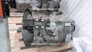 КПП 142 КАМАЗ коробка передач MFZ евро