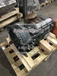 КПП 142 на КАМАЗ коробка передач MFZ