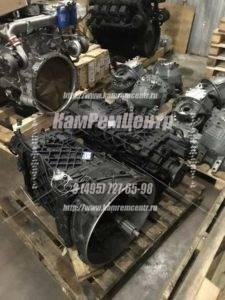КПП ЗФ 16С151 на КАМАЗ