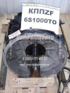 КПП ZF 6S1000TO