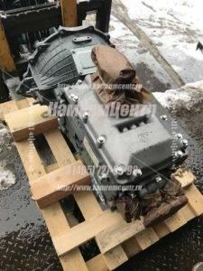 Коробка передач КАМАЗ 142 КПП под сцепление MFZ 430