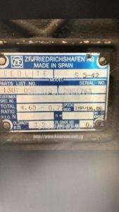 Коробка передач ЗФ 5S-42
