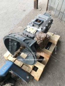 Коробка переключения передач КПП 152 на ЯМЗ