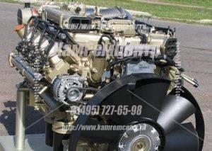 Какие двигатели устанавливают на КамАЗ