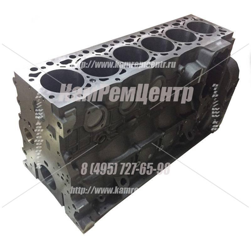 Блок цилиндров CUMMINS 6ISBe, 6ISDe