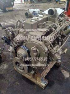 Двигатель Cummins 6ВТ5.9