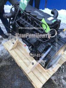 Двигатель Cummins на КАМАЗ 6isbe (6 isbe 210 285 300)