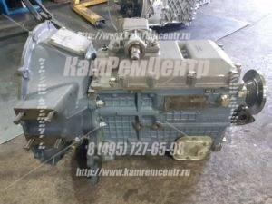 КПП 142 КАМАЗ коробка передач MFZ однодисковое