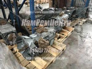 КПП - Коробки передач КАМАЗ на складе