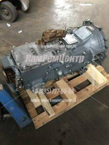 КПП (коробка передач) КАМАЗ 15 152