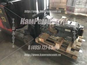 Коробка передач 154 КАМАЗ