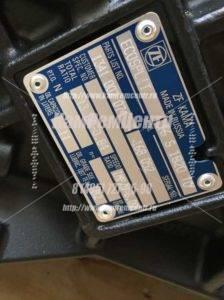 Коробка передач КПП ZF 16S1820