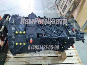 Коробка передач ZF 16S 151 на камаз