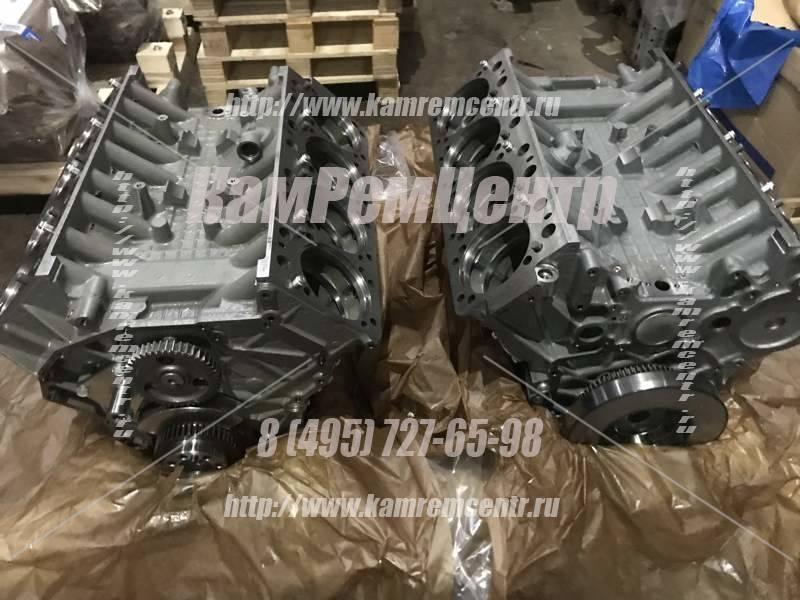 Сборочный комплект двигателя 740.31 Евро-2 БОШ (блок с коленвалом)