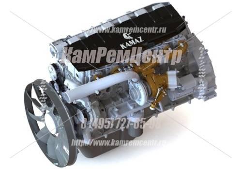 Общая информация по двигателям для грузовых автомобилей КамАЗ